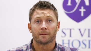 File photo of Michael Clarke (Photo: Reuters)