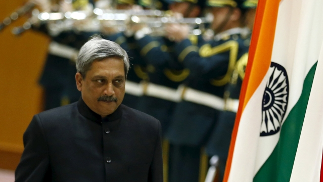 Defence Minister Manohar Parrikar.   (Photo: Reuters)