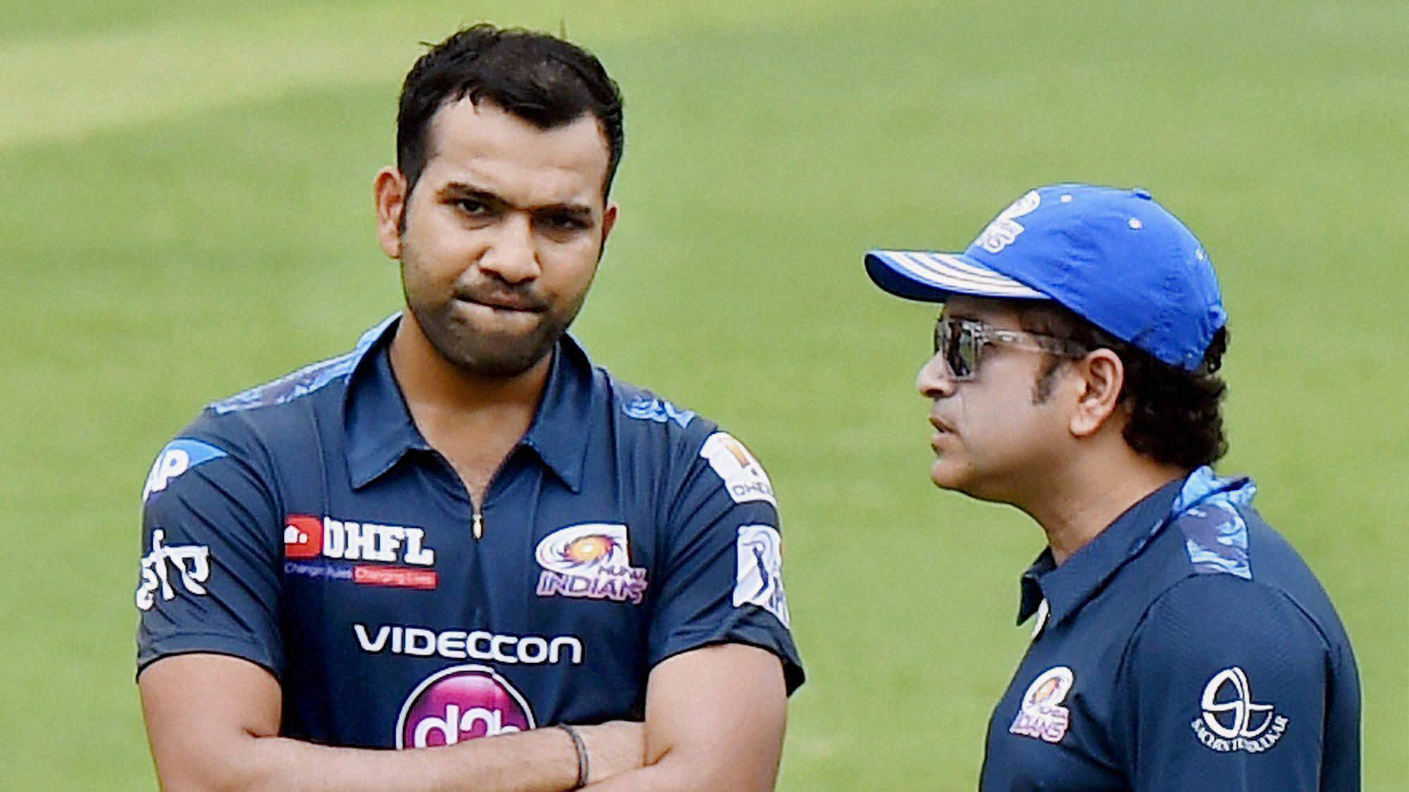 Sachin Has the Perfect Reply to ICC's Post Comparing Him & Rohit