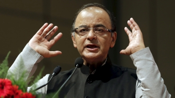 File photo of Arun Jaitley.