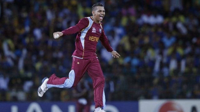 File photo of Sunil Narine. (Photo: Reuters)