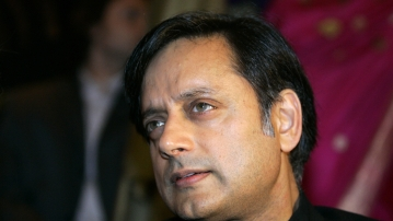Shashi Tharoor. (Photo: Reuters)