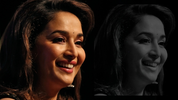 Madhuri Dixit turns a year older, but that smile is timeless. (Photo: Reuters)