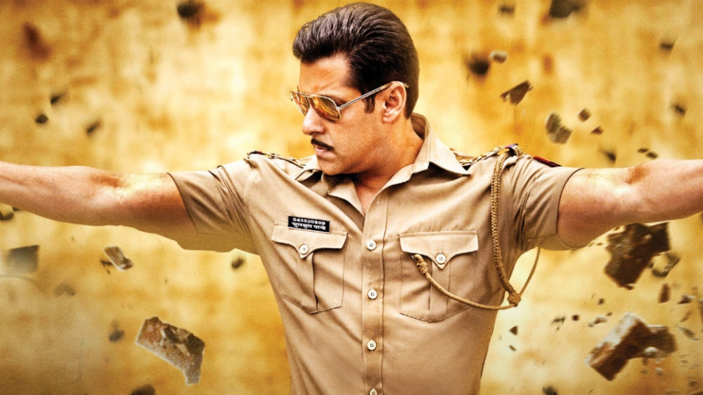 Salman to Play a 20-Year-Old Chulbul Pandey in 'Dabangg 3'