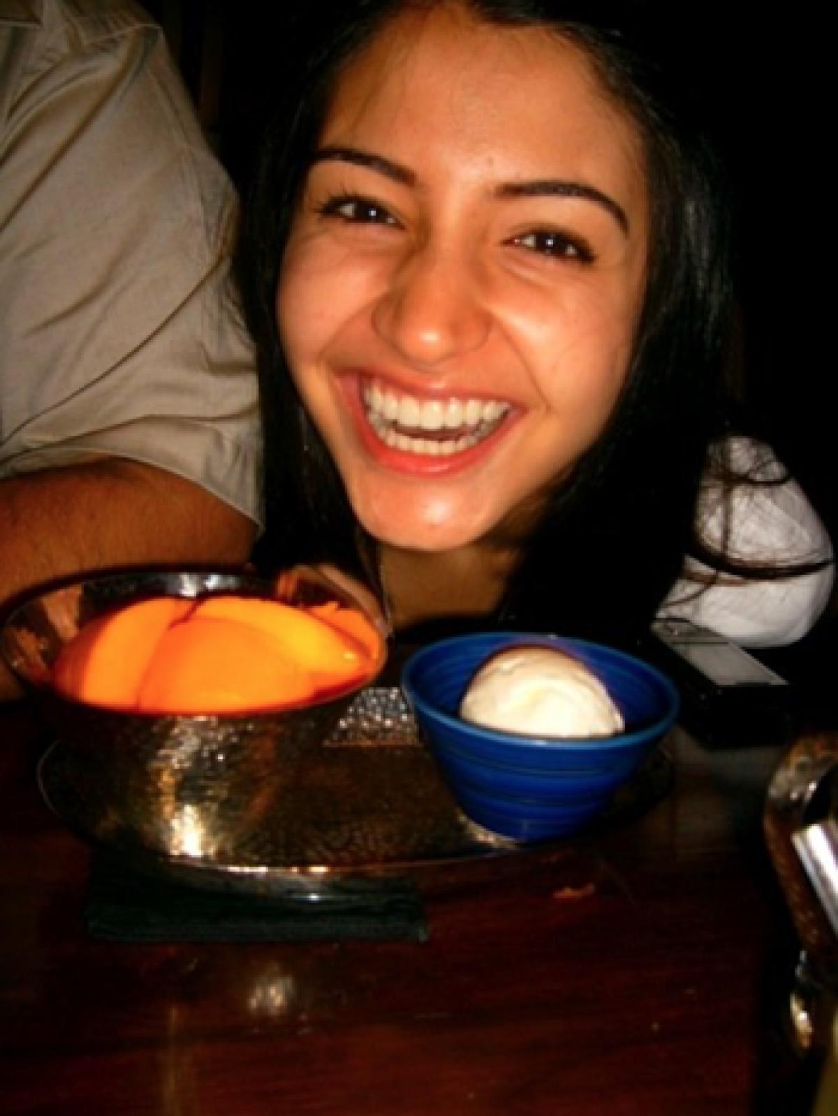 Meet the foodie Anushka Sharma