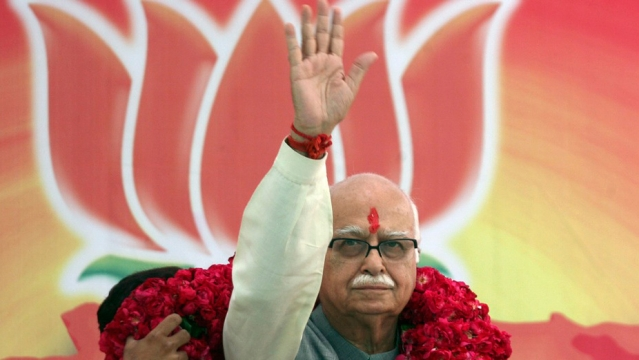 Senior BJP leader LK Advani. (Photo: Reuters)
