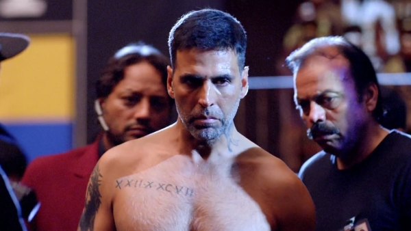 Akshay Kumar in a still from the film <i>Brothers. </i>(Photo Courtesy: Dharma Productions)