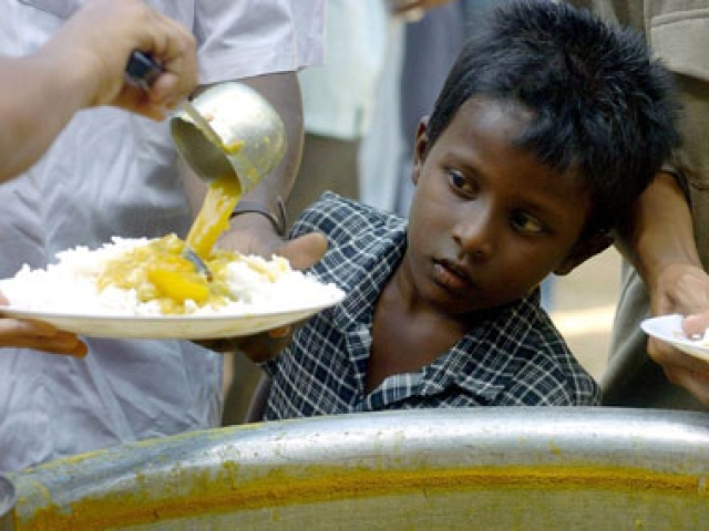 50% of children in Madhya Pradesh are malnourished. Eggs are a vital source of protein for the poor. (Photo: PTI)