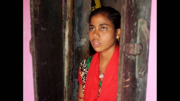 Lipika Mahato, who insisted for a toilet at in-law's residence before her marriage