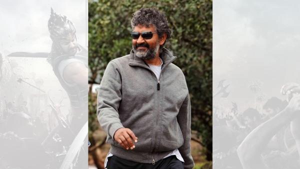 Filmmaker SS Rajamouli.