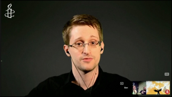 File photo of Edward Snowden, used for representational purposes.