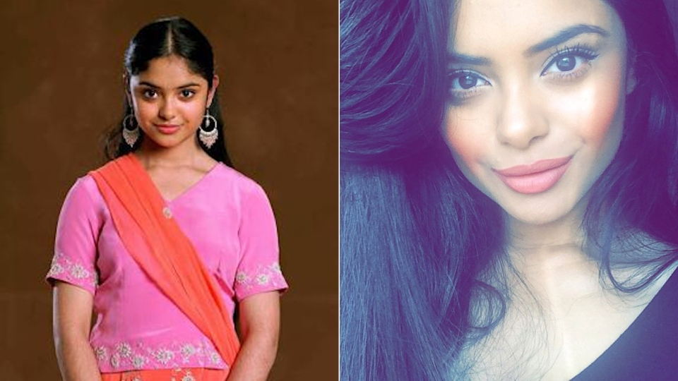 Harry potters padma patil is a sudden hit but shes not amused afshan azad then and now in the character of padma patil l altavistaventures Choice Image