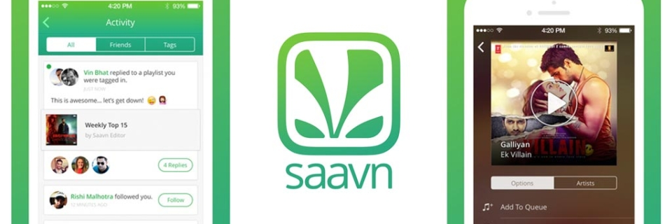 Saavn Gets $100M in New Funding and Mobile Product Updates