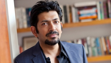 Pulitzer winning Indian-born American doctor Siddhartha Mukherjee has been nominated for an Emmy Award for his documentary series on cancer.