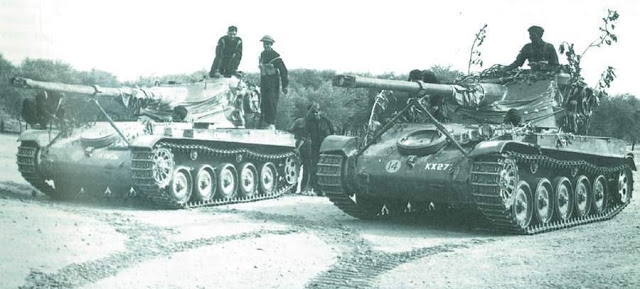 "Indian AMX-13 Tanks (Photo Courtesy: <a href=""http://forum.worldoftanks.com/index.php?/topic/257055-1965-indo-pak-war-an-overview-of-the-armored-battles/"">World of Tanks</a>)"
