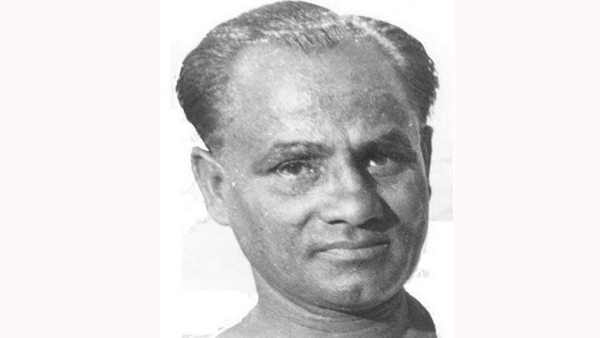 File picture of Dhyan Chand.