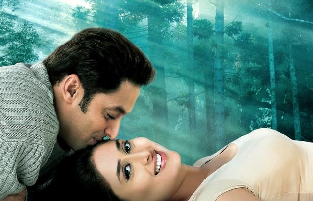 Film Poster: Salman Khan and Kareena Kapoor in <i>Kyon Ki...</i> (2005)