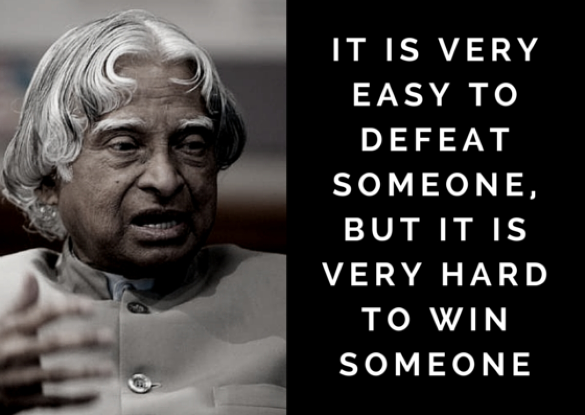 11 Quotes By Apj Abdul Kalam That Are Truly Inspirational The Quint