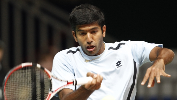 File picture of Rohan Bopanna. (Photo: Reuters)