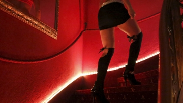 Should India legalize prostitution? (Photo: Reuters)