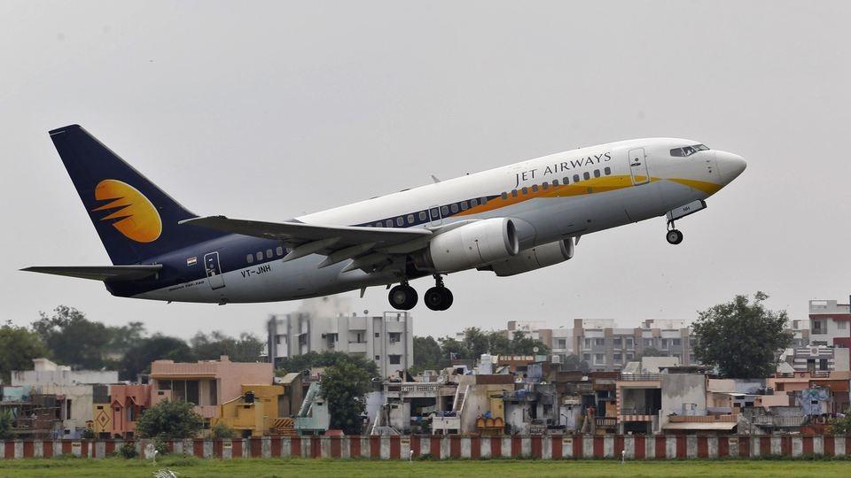 Jet Airways Shares Rise As Hinduja Group Evaluates Bid