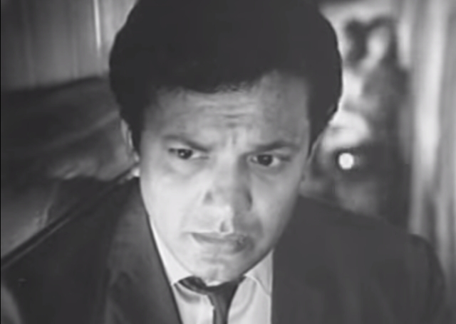 "Uttam Kumar in a scene from Satyajit Ray's <i>Nayak</i>. (Courtesy: <a href=""https://www.youtube.com/watch?v=pK5hvo8xws0"">Youtube</a>)"
