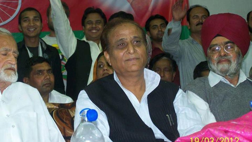 Azam Khan Barred from Campaigning Yet Again, This Time For 48 Hrs