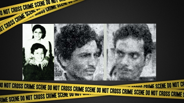 Siblings Geeta and Sanjay Chopra were kidnapped, tortured and brutally murdered by two hardened criminals in 1978.