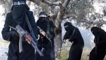 """ISIS continues the furore against women, children and others. (Photo: YouTube/<a href=""""https://www.youtube.com/watch?v=ZXG2VJ7Ipn4"""">Oneindia News</a>)"""
