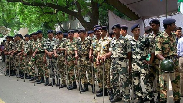Representational image of the CRPF. (Photo: The Quint)