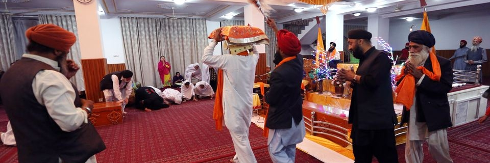 Here's Why Sikh Youth in UK Are Protesting Inter-Faith