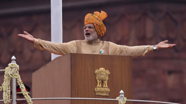 Prime Minister Narendra Modi sidestepped the establishment and directly addressed the people of Pakistan. (Photo: AP)