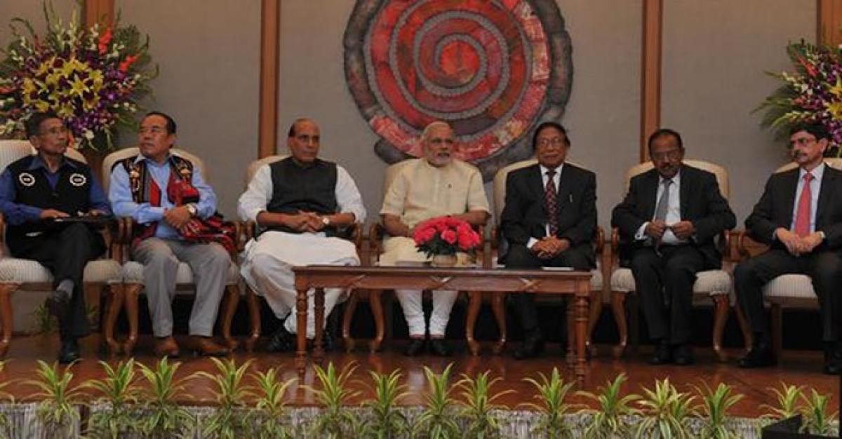 Suspicion Deepens in Northeast Over Secretive Naga Peace Accord