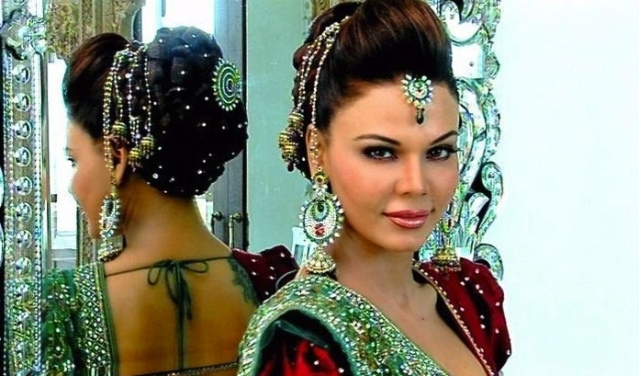 The boisterous, bombastic and very real Rakhi Sawant in <i>Rakhi Ka Swayamvar</i>