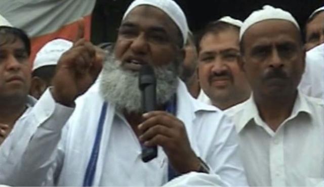An FIR was also lodged against BSP leader Qader Rana for making incendiary speeches. (Photo: Screengrab from Muzaffarnagar Baaqi Hai)