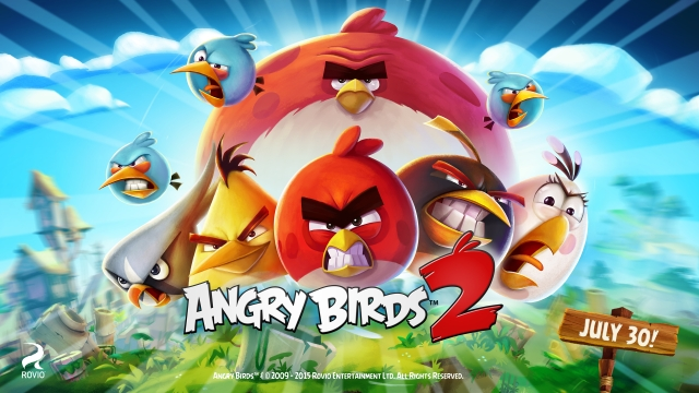 Angry Birds 2: The Good, Bad & Angry.