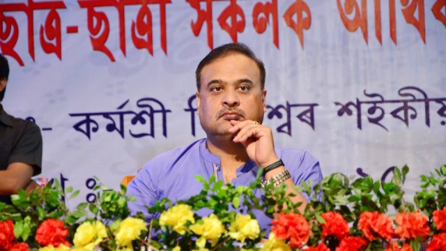 Himanta Biswa Sarma. (Photo: Facebook/Himanta Biswa Sarma)