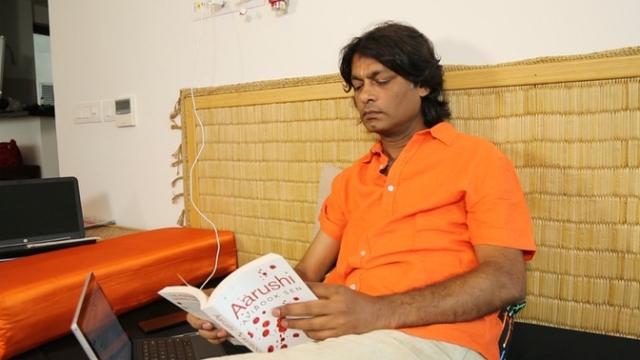 Senior Journalist and author of Aarushi, Avirook Sen