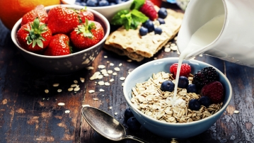 Skipping breakfast occasionally might be associated with a higher risk of developing type 2 diabetes.