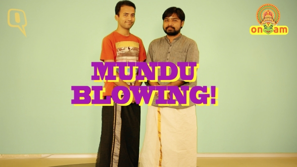 How to Wear the Glorious Mundu Without Flashing Your Coconuts