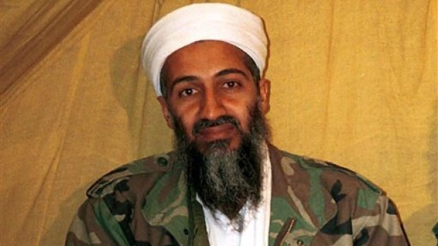 File image of Osama Bin Laden.