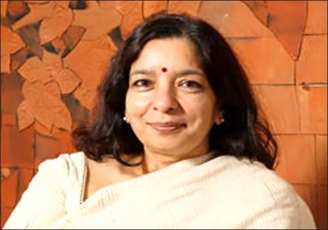 "Shikha Sharma, Axis Bank Photo: <a href=""https://en.wikipedia.org/wiki/Shikha_Sharma"">Wikipedia</a>"