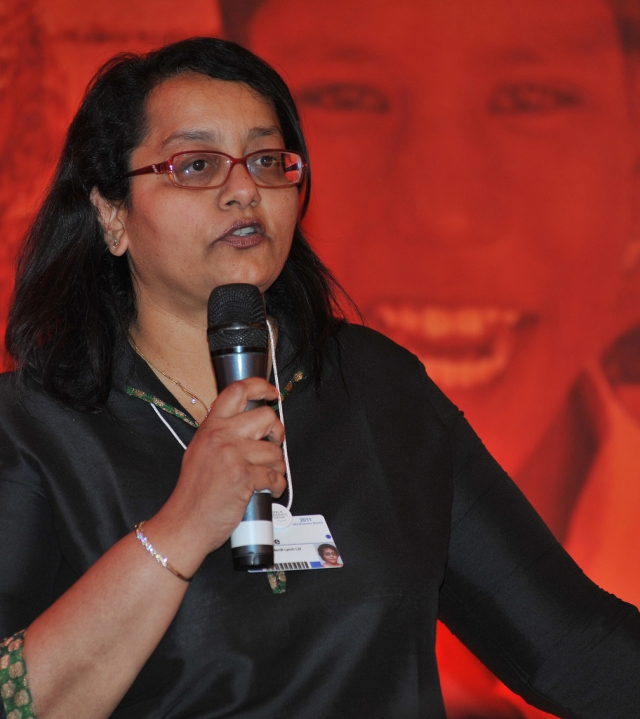"Kaku Nakhate, Bank of America Merrill Lynch, at the India Economic Summit 2011. <a href=""https://www.flickr.com/photos/worldeconomicforum/6342934869/in/photolist-aEvcy2"">Photo: Flickr</a>"