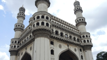 The Charminar, Hyderabad's most iconic monument. (Photo: iStockphoto)