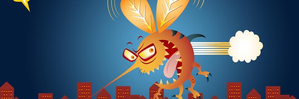 Google, Microsoft Wage War on Disease-Carrying Mosquitoes