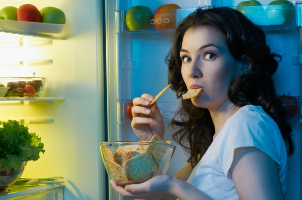 Eat a lot and still stay skinny? Sounds neat! (Photo: iStock)
