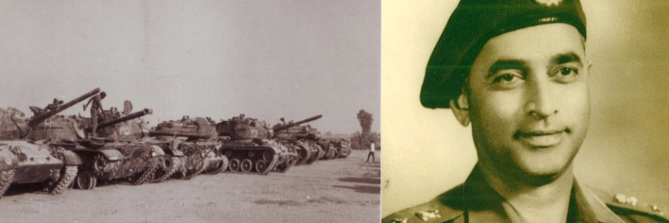 India Pakistan War 1965: Battle of Asal Uttar