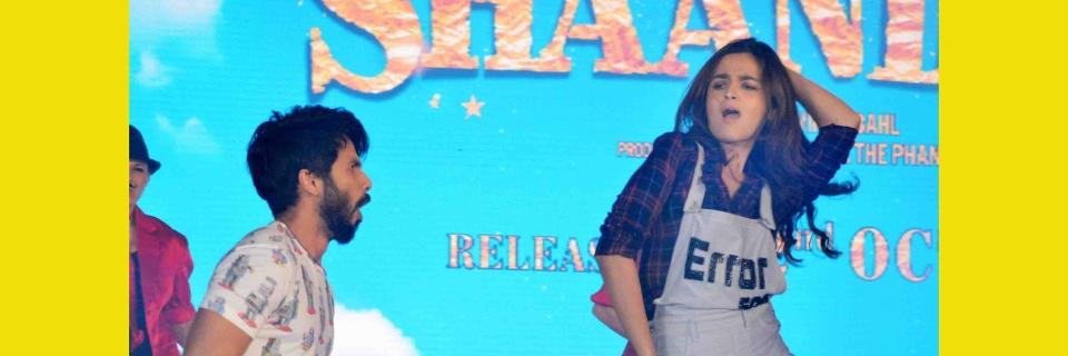 QuickE: Alia & Shahid's 'Gulaabo', Salman Tweets for Hero