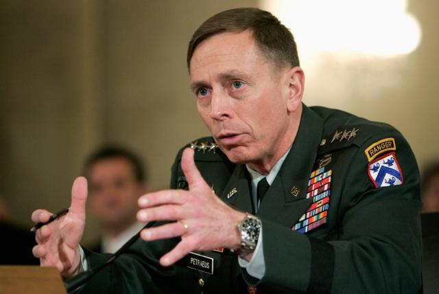 Ex- CIA Director General David Patraeus (Photo: Reuters)