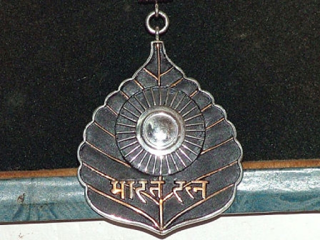 The Bharat Ratna medal (Photo: Factly)